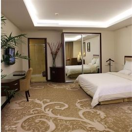 China 5 Star Hotel Carpet Flooring Oriental Jacquard Loop Pile Jacquard Style supplier