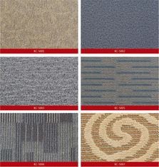 China Locking Series Office Carpet Flooring Environmental Protection 2.0mm supplier