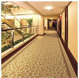 China Modern Commercial Flooring 100 Polypropylene Material Wilton Design factory